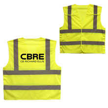 ANSI 2 Quick Release Safety Vest