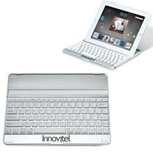 Bluetooth Keyboard Snap On iPad® Case
