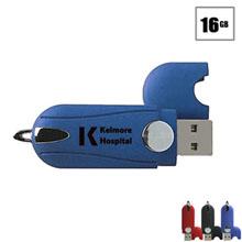 Austin USB Flash Drive, 16GB