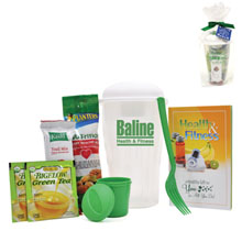 Good Health Snack & Salad Shaker Appreciation Gift Set, Custom