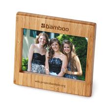 "Bamboo Photo Frame, 4"" x 6"""