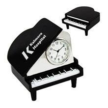 Grand Piano Desk Clock