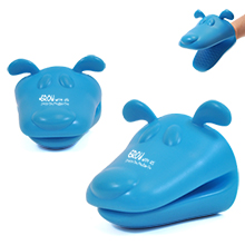 Dog Silicone Oven Glove