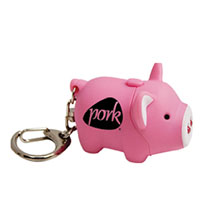 Animal Sound Key Light, Pig