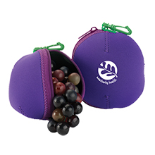 Grape Fruit Buddy Neoprene Pouch