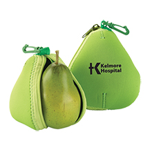 Pear Fruit Buddy Neoprene Pouch