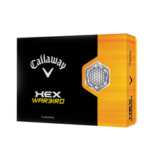 Callaway® HEX Warbird Factory Direct Golf Balls