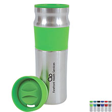 Bota Stainless Steel Tumbler, 16oz. - Free Set Up Charges!