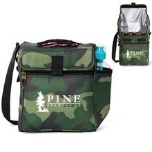 Octane Camo Convertible Bottle Cooler - Free Set Up Charges!