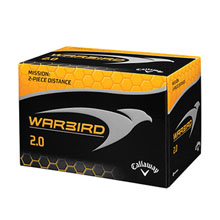 Callaway® Warbird 2.0 Factory Direct Golf Balls