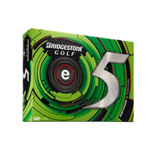 Bridgestone® E5 Factory Direct Golf Balls