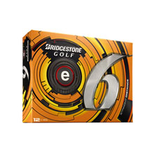 Bridgestone® E6 Factory Direct Golf Balls