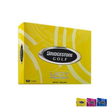 Bridgestone® Lady Precept Factory Direct Golf Balls
