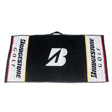 "Bridgestone® Staff Golf Towel, 16"" x 32"""