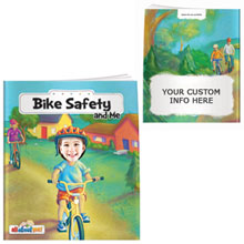 Bike Safety & Me All About Me Book