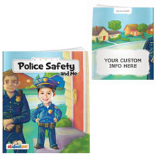 Police Safety All About Me Book