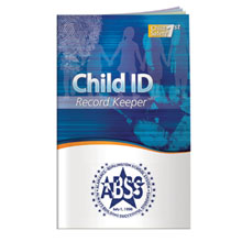Child ID Record Keeper Better Book™