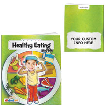 Healthy Eating and Me All About Me Book