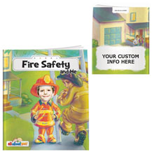Fire Safety and Me All About Me Book