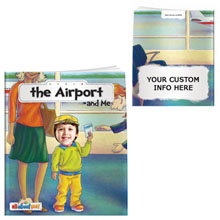 Airport & Me All About Me Book