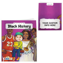 Black History & Me All About Me Book