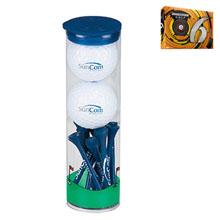 Bridgestone® E6 2 Ball Tube w/ Tees