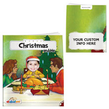 Christmas and Me All About Me Book