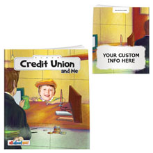 Credit Union and Me All About Me Book