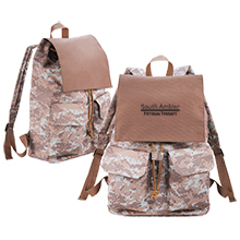 Digital Desert Camouflage Rucksack - Free Set Up Charges!