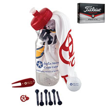 Basic cart Caddie Kit w/ Titleist® Pro V1 Golf Ball