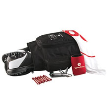 Deluxe Shoe Bag Golf Kit