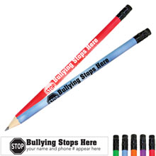 Bullying Stops Here Mood Pencil