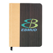 Timbers Case Bound Junior Notebook
