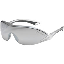 Bouton Airborne Silver Mirror Glasses