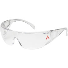 Bouton Ranger Clear Safety Glasses