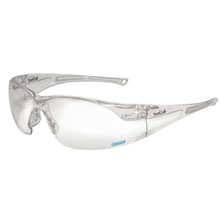 Bollé Rush HD Clear Safety Glasses