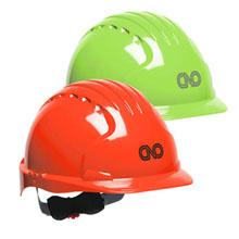 Evolution™ Deluxe 6151 Hi-Viz Hard Hat