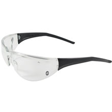 Bouton Tranzmission Clear Safety Glasses