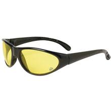 Bouton Piranha Amber Safety Glasses