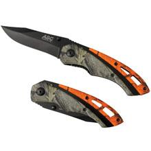 Blaze 2-Tone Hunter Camo Knife