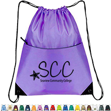 All Purpose Nylon Drawstring Tote II