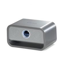 Brookstone® Big Blue™ Studio Wireless Bluetooth Speaker