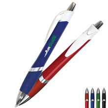 Academy Click Pen, Full Color