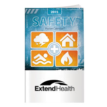 Safety 2015 Pocket Calendar