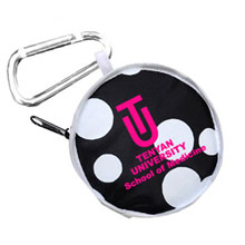 Bubble Coin Pouch w/ Carabiner