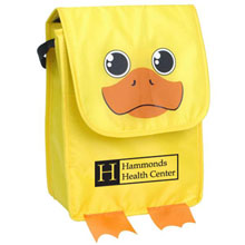 Paws N Claws Lunch Bag - Duck