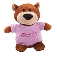 """Bear Plush Bean Bag Buddy, 7"""""""