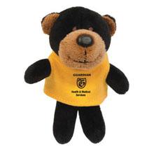 Black Bear Wild Bunch Plush Magnet