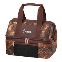 Camo 24 Can Two Compartment Cooler