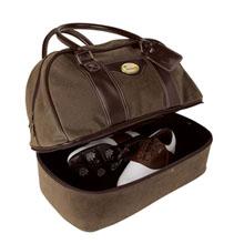 Double-Decker Golf Travel Bag